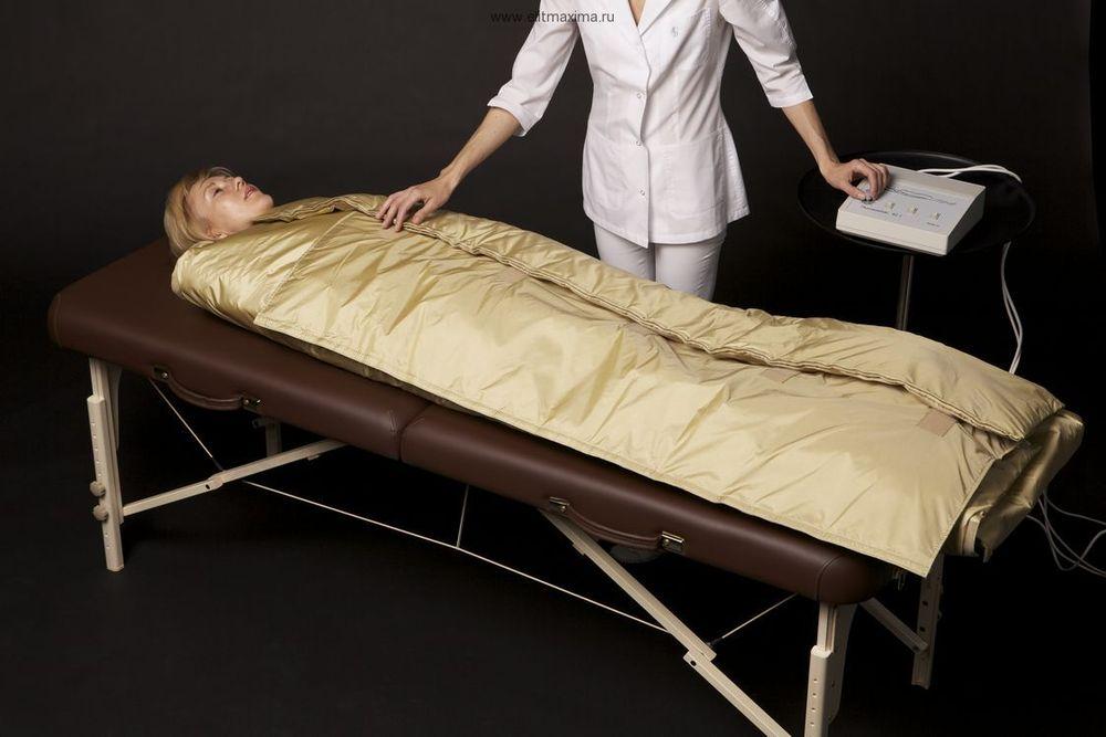 ОСМО-похудение с применением термо-одеяла
